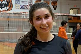 Volleyball: Crystal Lake Central tops McHenry on senior night