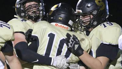 Sycamore's Joe Ryan sets school wins record in 50-0 victory over Woodstock