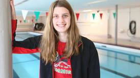 NewsTribune Athlete of the Week: L-P swimmer Peyton Heagy