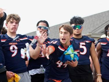 GALLERY: Oswego High School kicks off Homecoming Week with parade