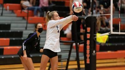 Photos: Wheaton Classic volleyball tournament