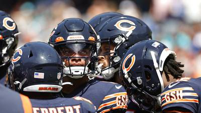 Bears podcast 231: How big of a problem is the Bears offensive line?