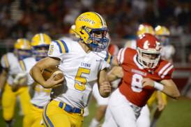 Soucie: Week 4 playoff projection
