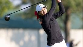 Girls Golf: 'My brain can't comprehend it' Yorkville's Mia Natividad finishes second at state tournament