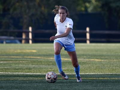 Women's Soccer: Former Downers Grove North star Abby Swanson enjoys season of firsts at Loyola, spending summer with Chicago Red Stars Reserves