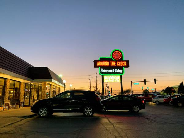 Mystery Diner in Crystal Lake: Around The Clock tempts for every meal of the day