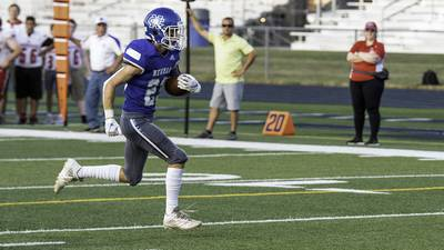 Newman looking to build on lessons learned in loss when it hosts Orion