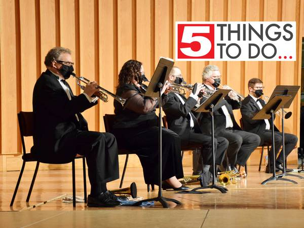 5 things to do in DeKalb County: KSO concert, Halloween Yard Sale, Antique Farm Equipment and more