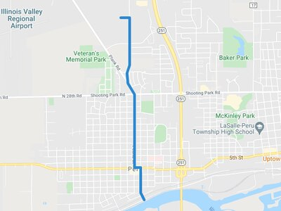 Peru Police releases tentative route for Tuesday's Jelani Day March