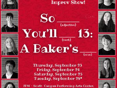 Lyons Township High School Theatre Board to present improv comedy show