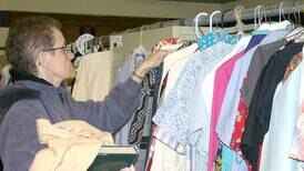 Thrift sale planned at SUMC